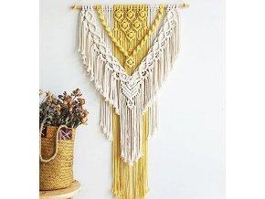 Macrame dekorace Sunlight 3