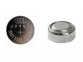 Knoflíkové baterie LR41 AG3