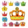 3D EVA pěnová korunky pro princezny puzzle