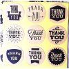 Samolepky Thank You Style 02 mix