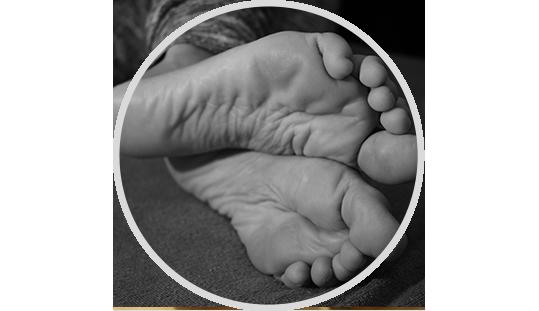 Těžké a unavené nohy