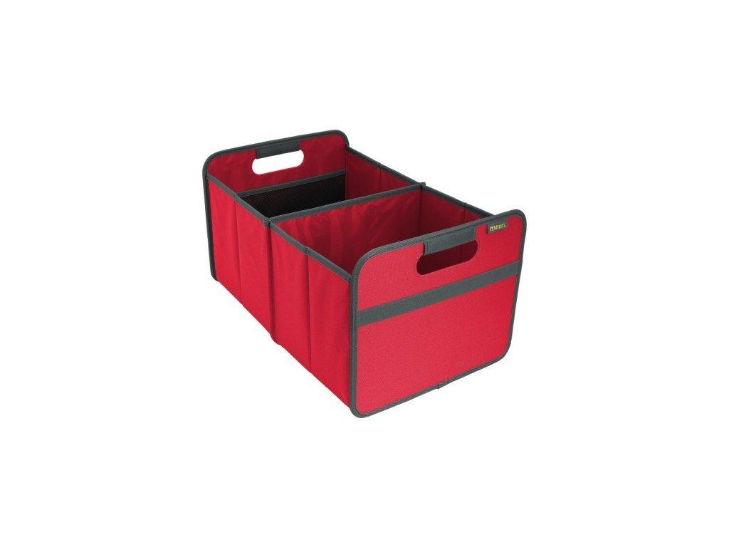 Meori skládací box Classic Large - Hibiskus červená