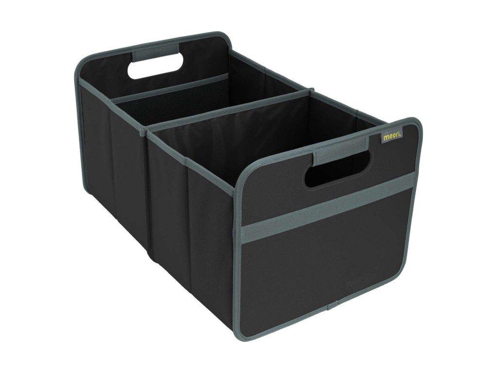 Meori skládací box Classic Large - Lava černá