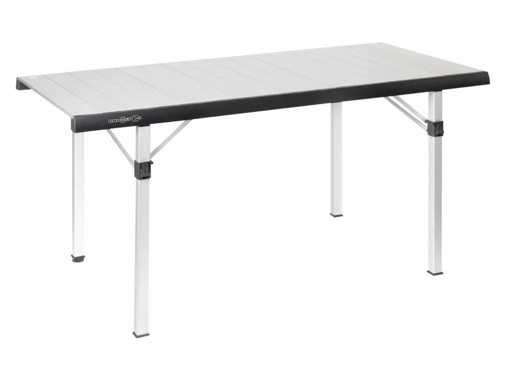 Brunner campingový stůl Titanium Quadra 4 NG - 146 x 70 cm