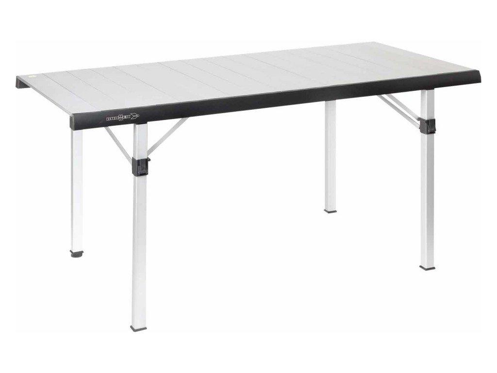 Brunner campingový stůl Titanium Quadra 6 NG - 146 x 70 cm