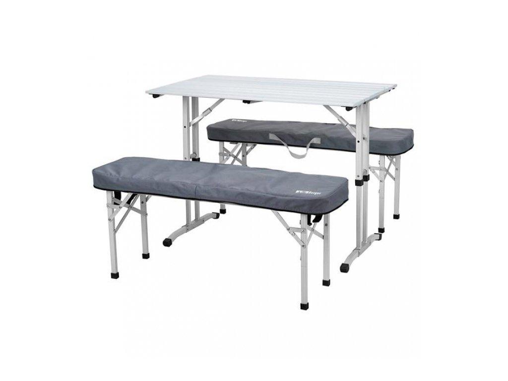 Piknikový stůl Berger 90 x 52,5 cm