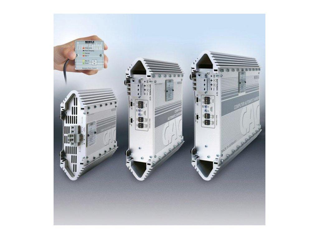 MT-Duo automatická nabíječka