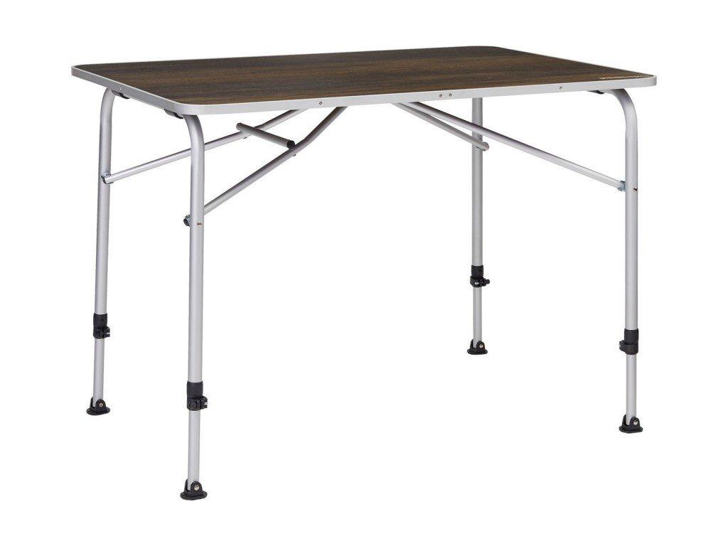 Berger campingový stůl Livenza tmavý - 120 x 70 cm