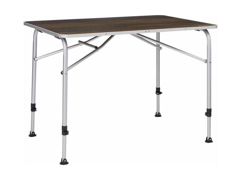 Berger campingový stůl Livenza tmavý - 100 x 68cm