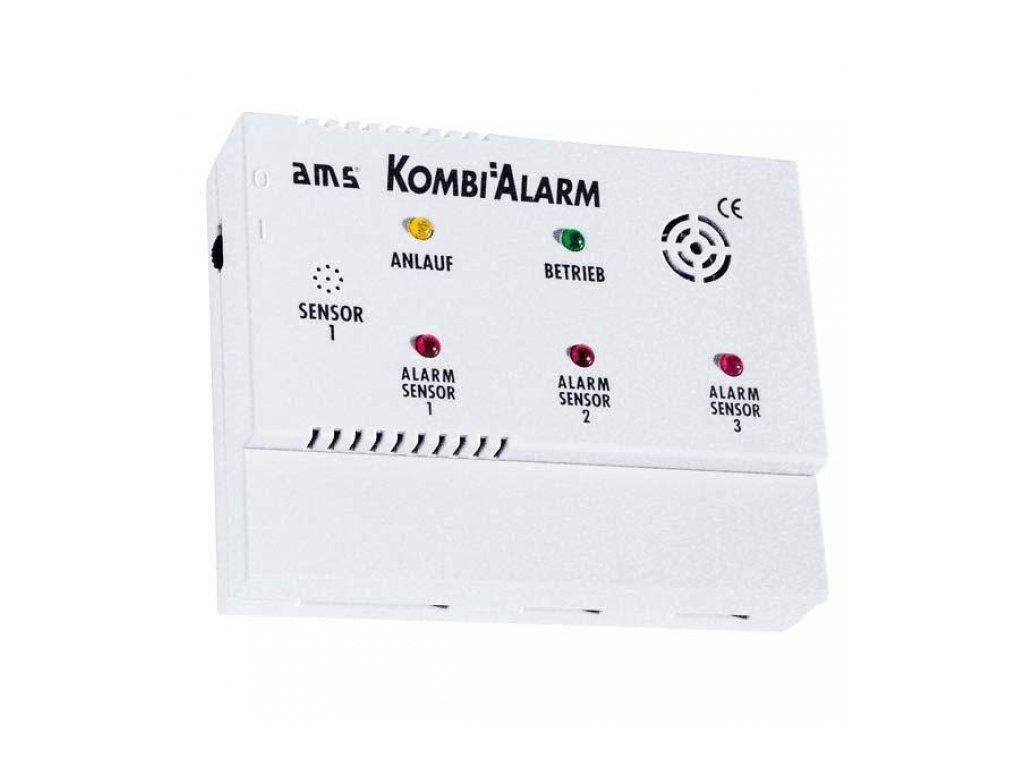 AMS - Kombi plynový alarm