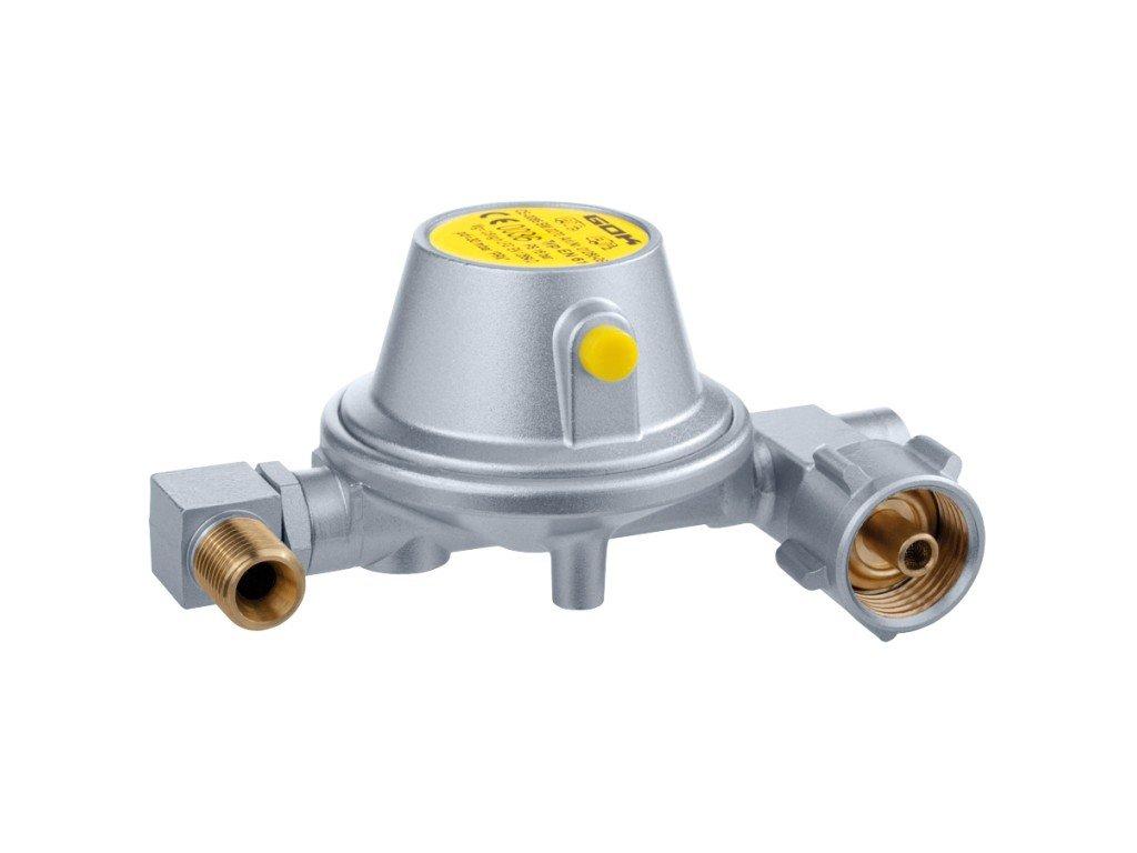 Plynový regulátor 30 mbar ve tvaru U