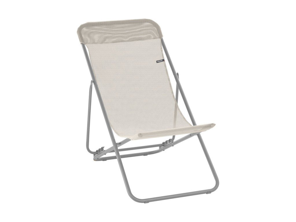 Lafuma skládací židle Tranatube 2 - béžová
