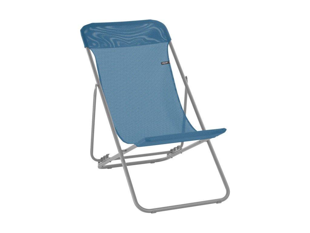 Lafuma skládací židle Transatube 2 - modrá