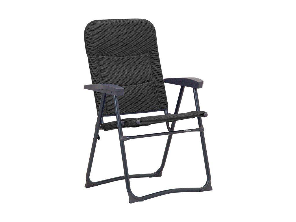 Westfield skládací židle Salina - antracit