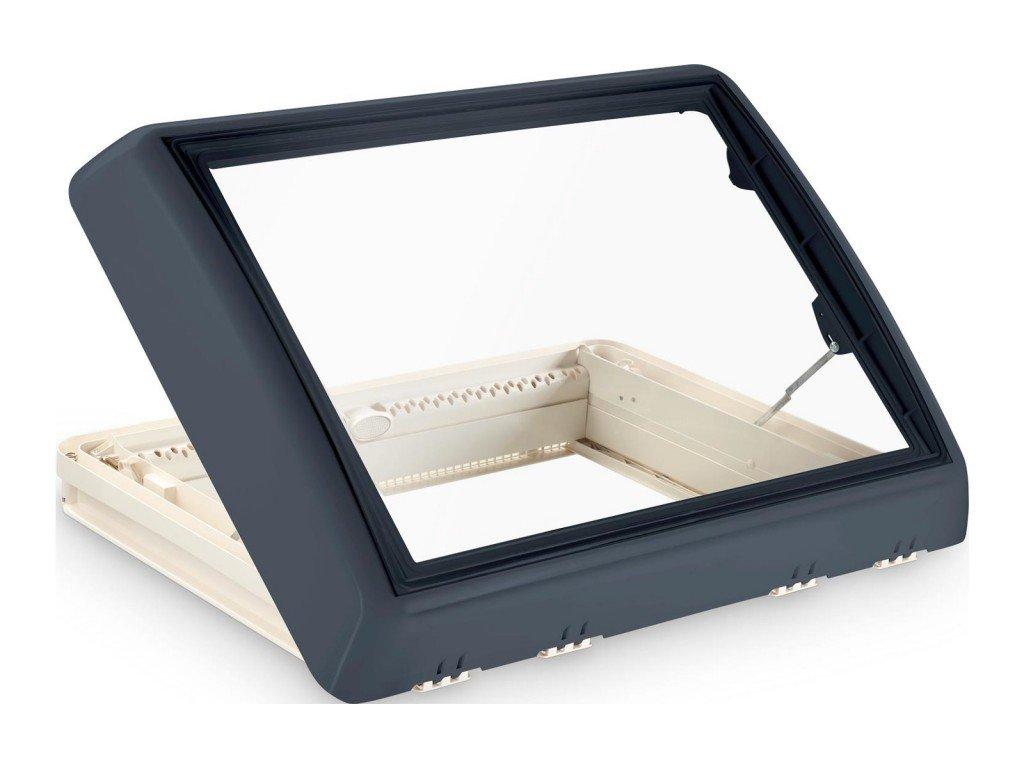 Dometic střešní okno s trvalým odvětráním Midi Heki Style - 50 x 70 cm - klika