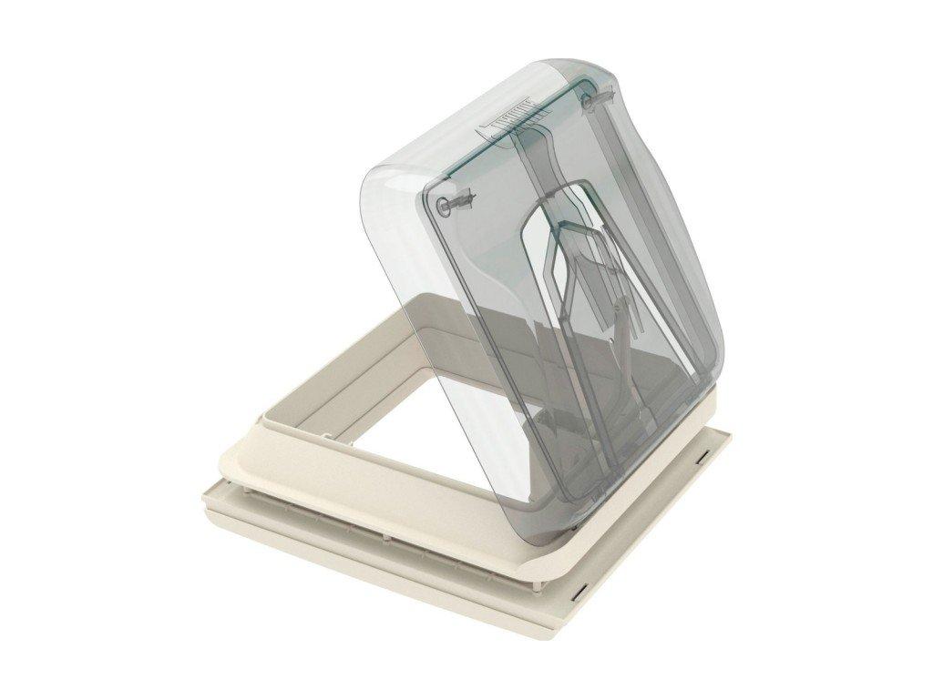Fiamma střešní okno Vent 28F krystal - 28 x 28 cm