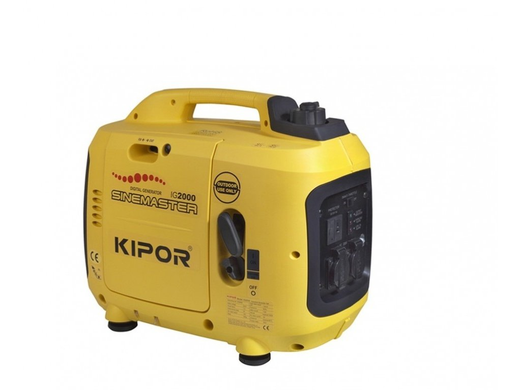 Elektrocentrála KIPOR IG2000