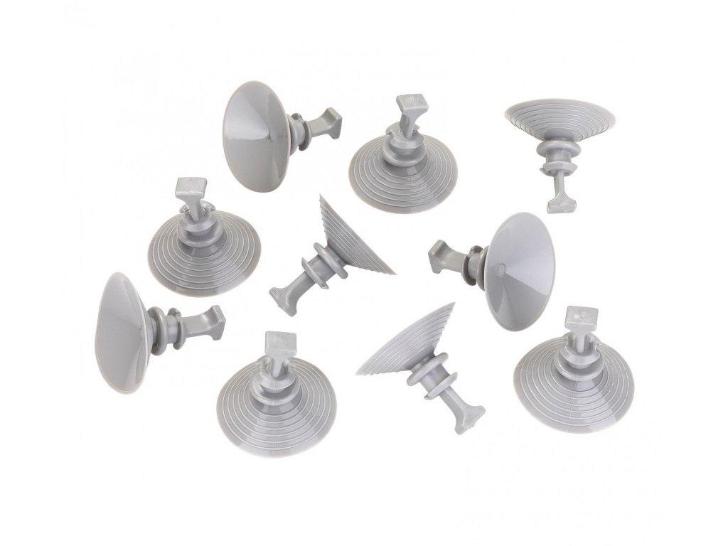 Přísavky pro izotermické fólie