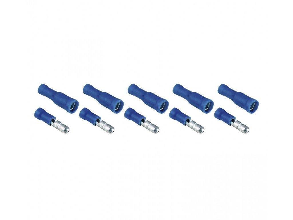 InnTec Flachsteckhülsen 4,8 mm (5er Set)