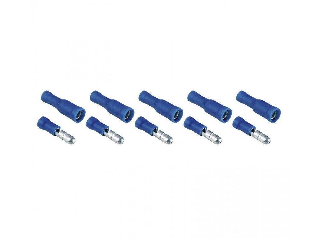 InnTec Kabelové konektory FAST-ON  4,8 mm (Sada 5 kusů)