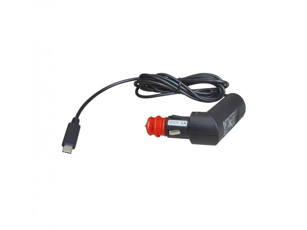 USB-C KFZ 12V nabíjecí kabel