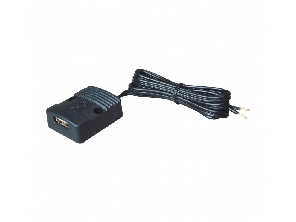 Power USB zásuvka 12V plochá