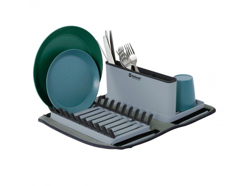 Outwell skládací odkapávač na nádobí Dunton