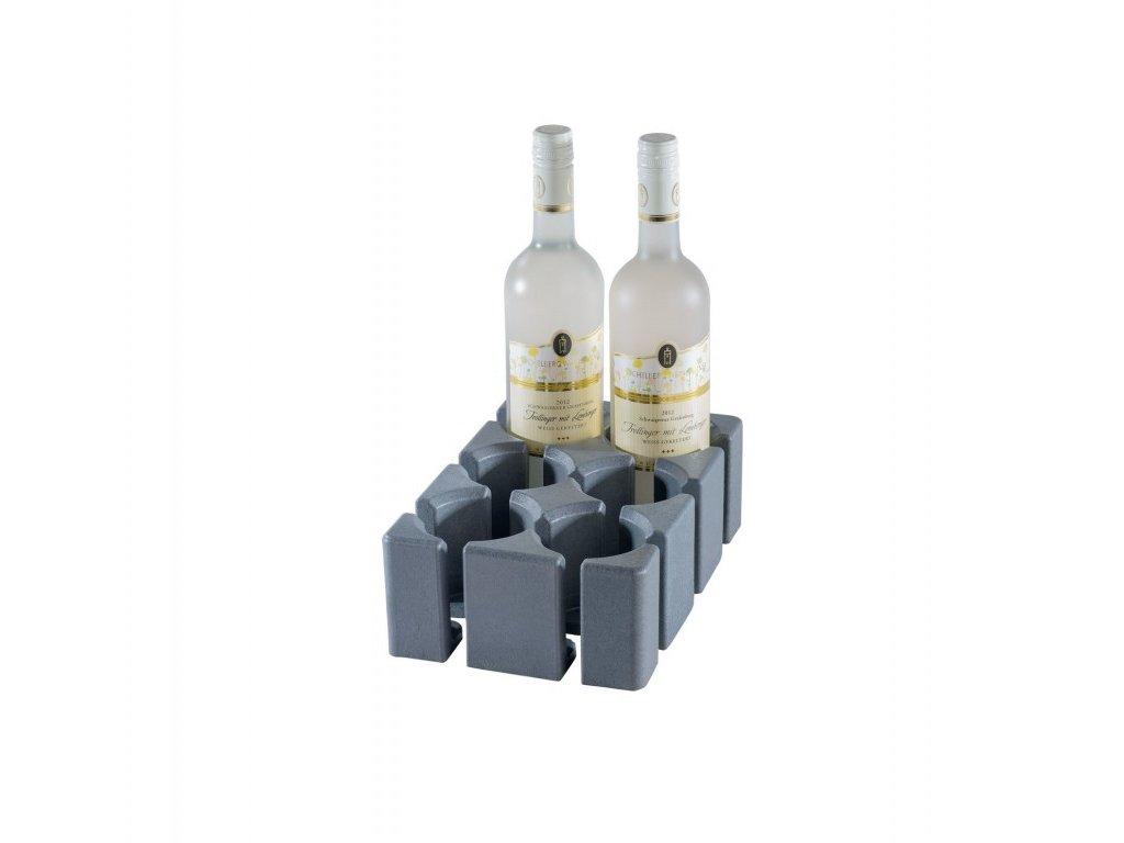 Purvario by Dörr Vario Vysoký úložný modul 2 až na 6 lahví