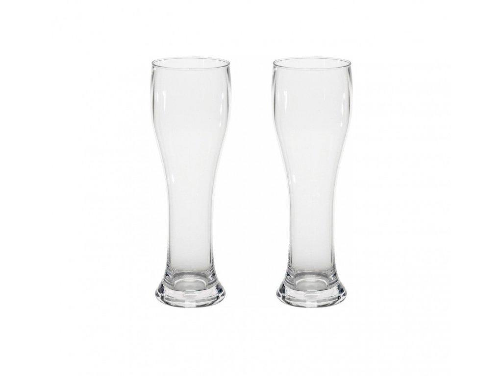 Gimex sada 2 sklenic na pšeničné pivo 0,5 l