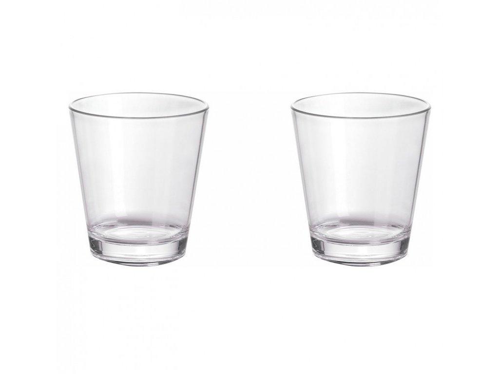Gimex sada 2 skleniček 0,25 l