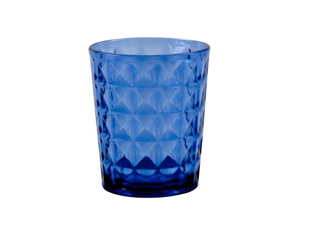 Gimex sada 2 sklenic Stone Line Azure 480 ml