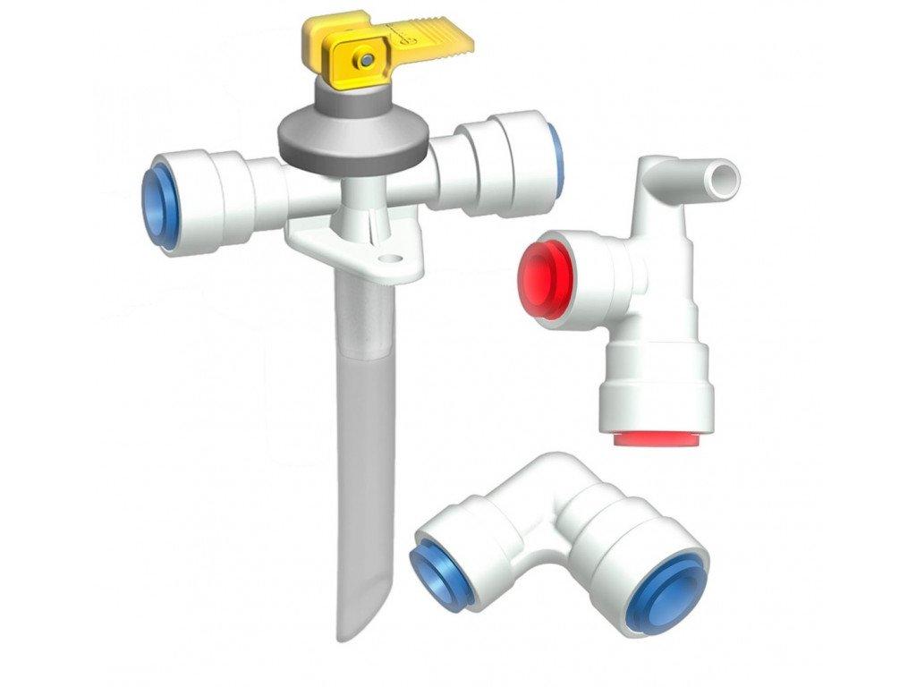 Sada pro připojení vody Truma - pro připojení JG