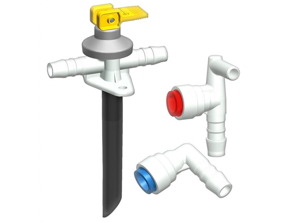 Truma Wasser-Anschluss Set - für TB Anschlüsse