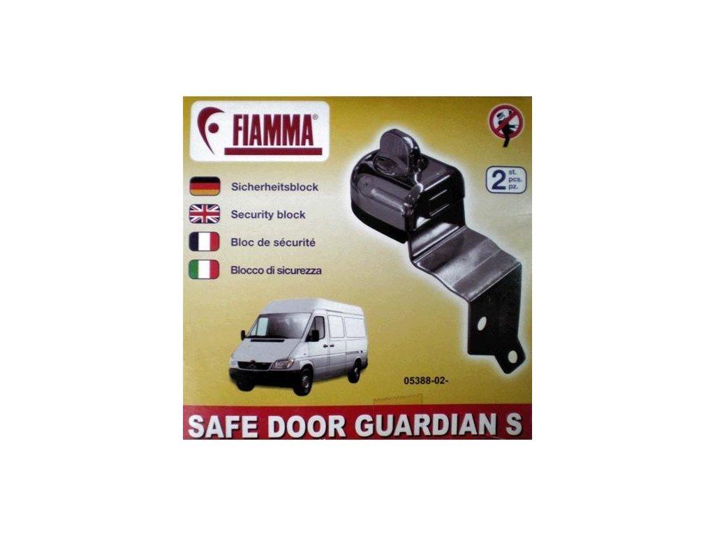 Fiamma zámek Safe Door Guardian S Mercedes Sprinter do 06/2006 - SKLADOVÝ VÝPRODEJ!!!