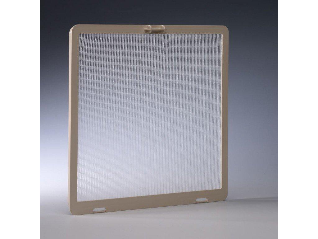 Síťka proti hmyzu pro okna s výřezem 40 x 40 cm