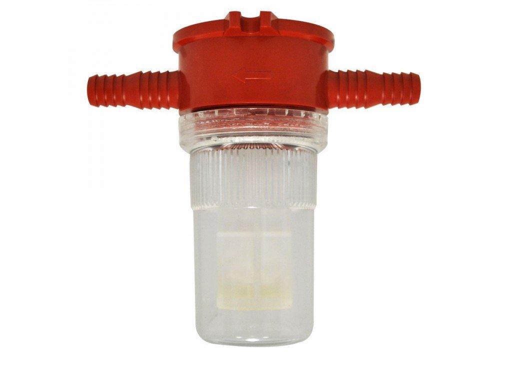 Jemný vodní filtr