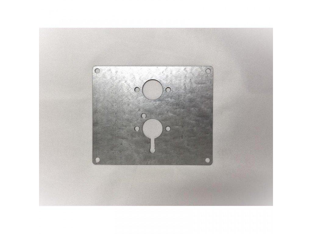 Montážní deska pro topení Planar