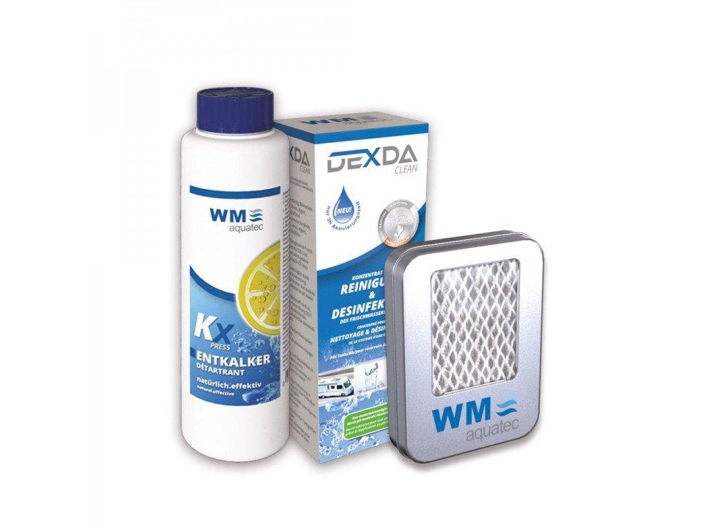 Trojkombinace ochrany pitné vody - 120l