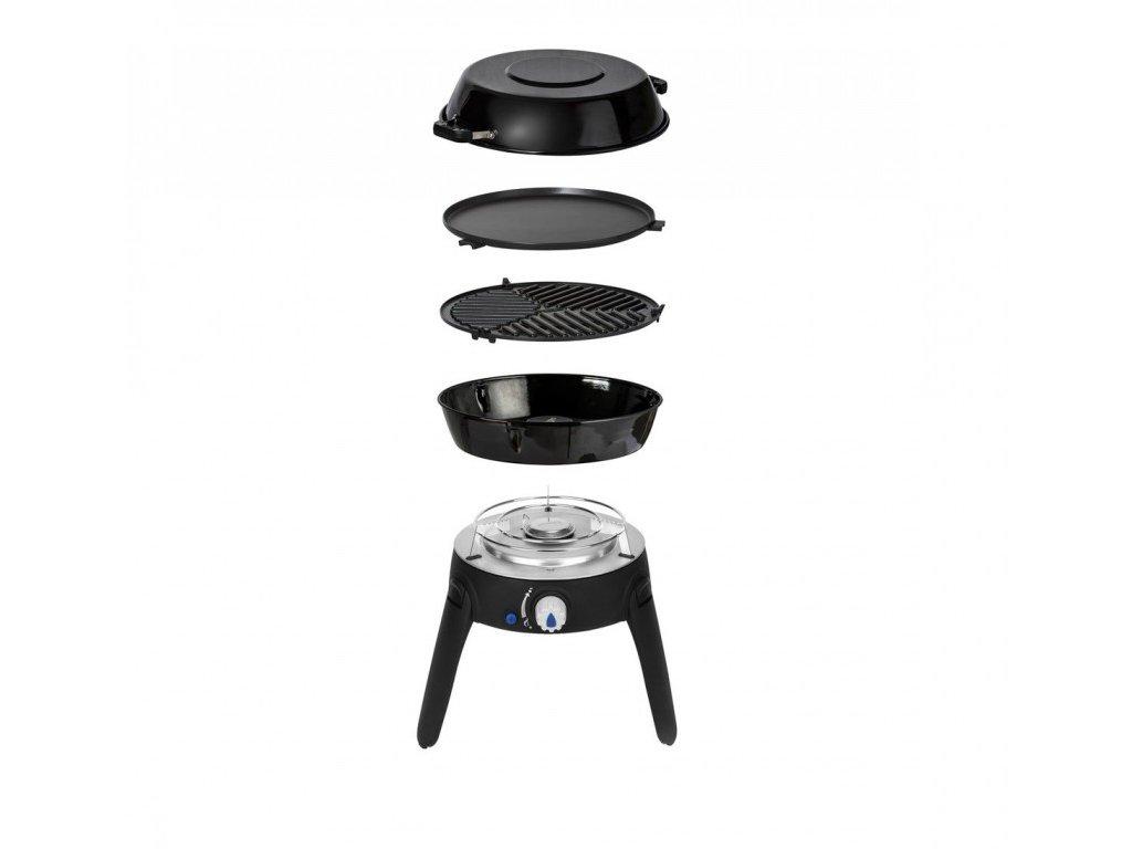 Cadac plynový gril Safari Chef 2 LP 50 mbar