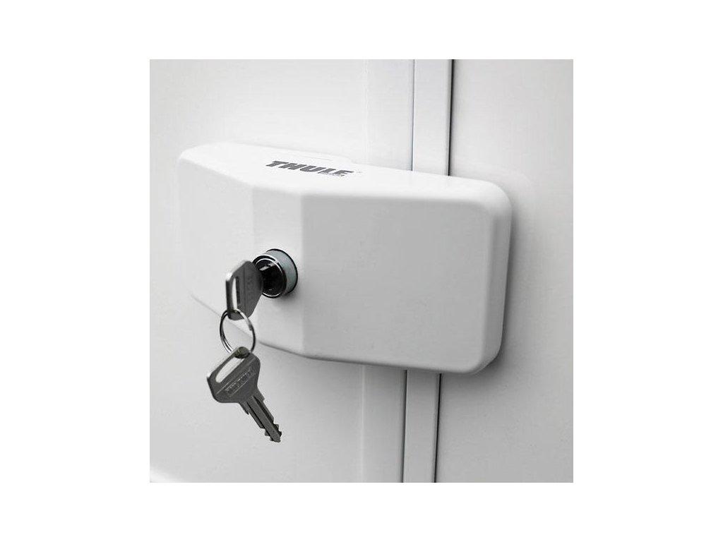 Thule přídavný zámek Door Lock Frame sada 3 zámků