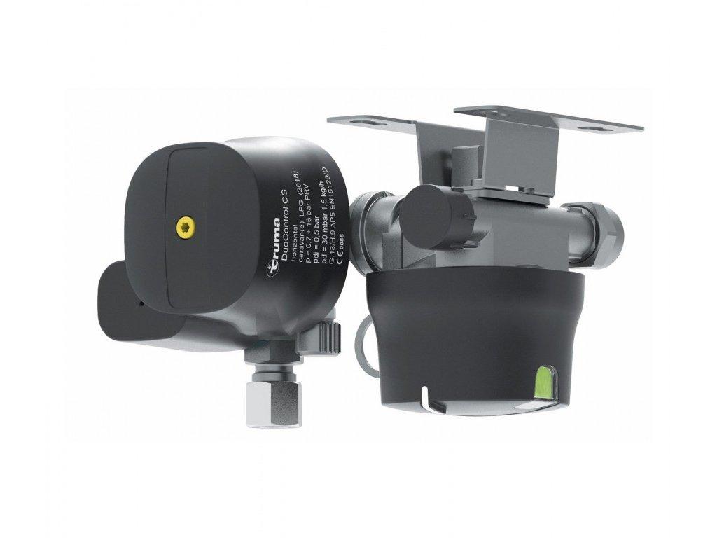 Truma regulátor plynu DuoControl CS horizontální