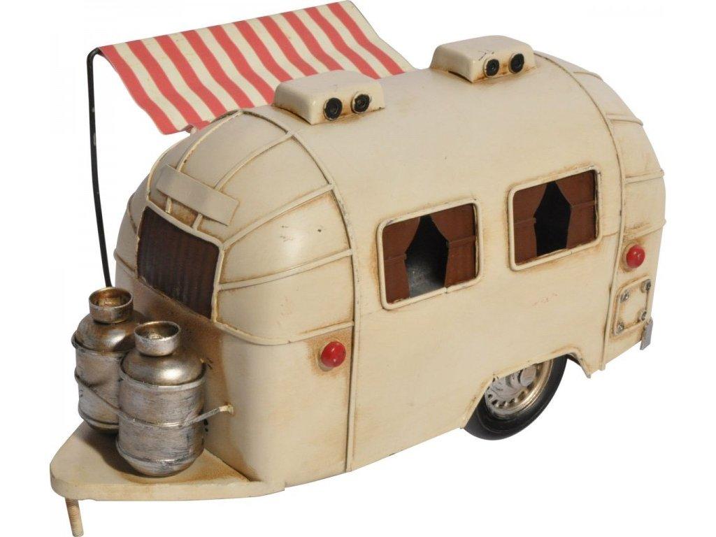 Model retro karavan