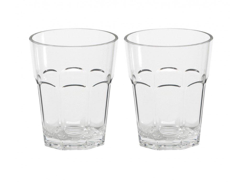 Koktejlová sklenička 2 kusy