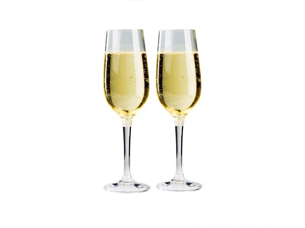 GSI Sada sektových skleniček 2 kusy