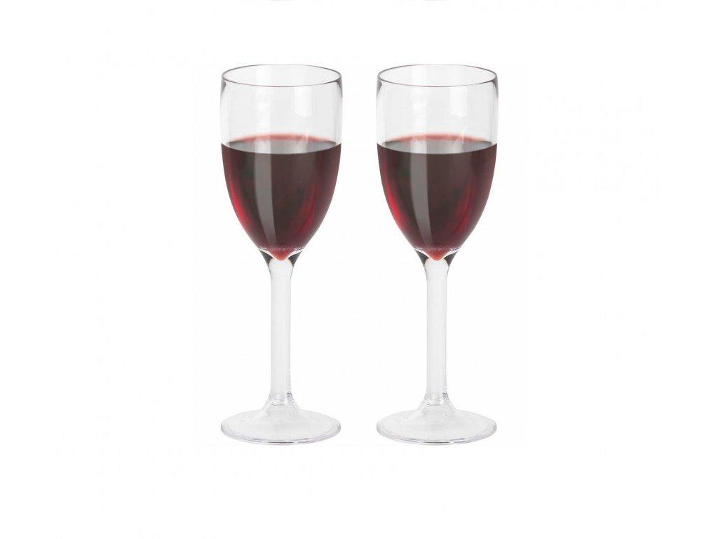Sada 2 sklenic na víno Berger - 0,25 l