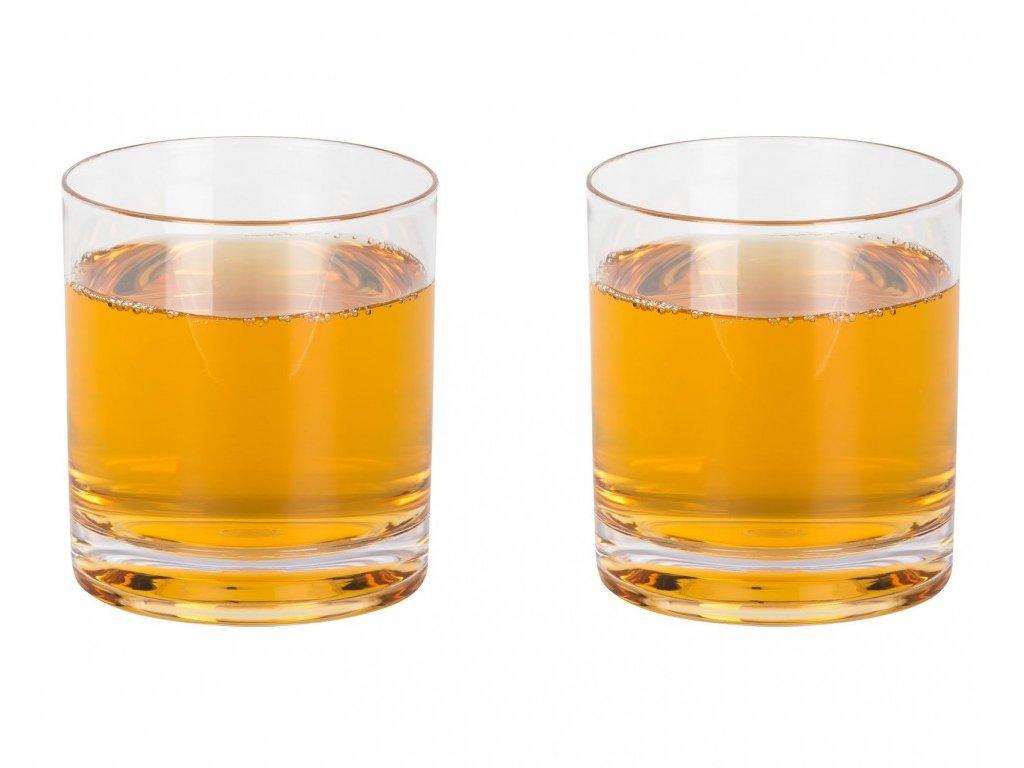 Berger Plastové skleničky 2 kusy - krátké