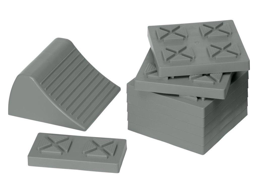 Berger vyrovnávací najížděcí klíny Brick Leveler modulární
