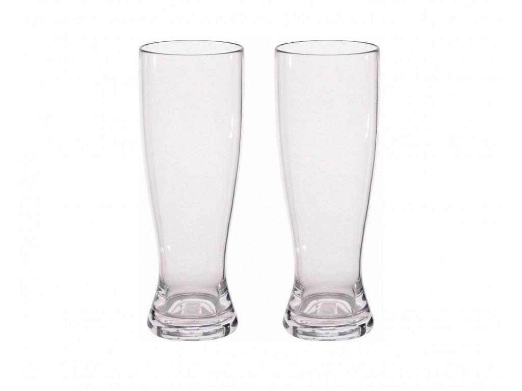 Berger Plastové pivní sklenice 2 kusy