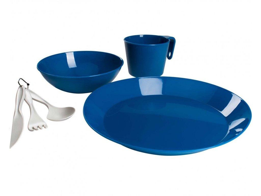 6-dílná sada nádobí Cascadian - blue