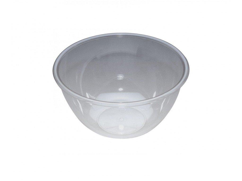Salátová mísa transparentní